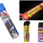 Spray di scarafaggio
