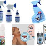 Spray per cani per cani