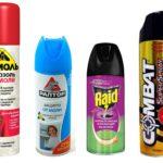 Spray per tarme alimentare